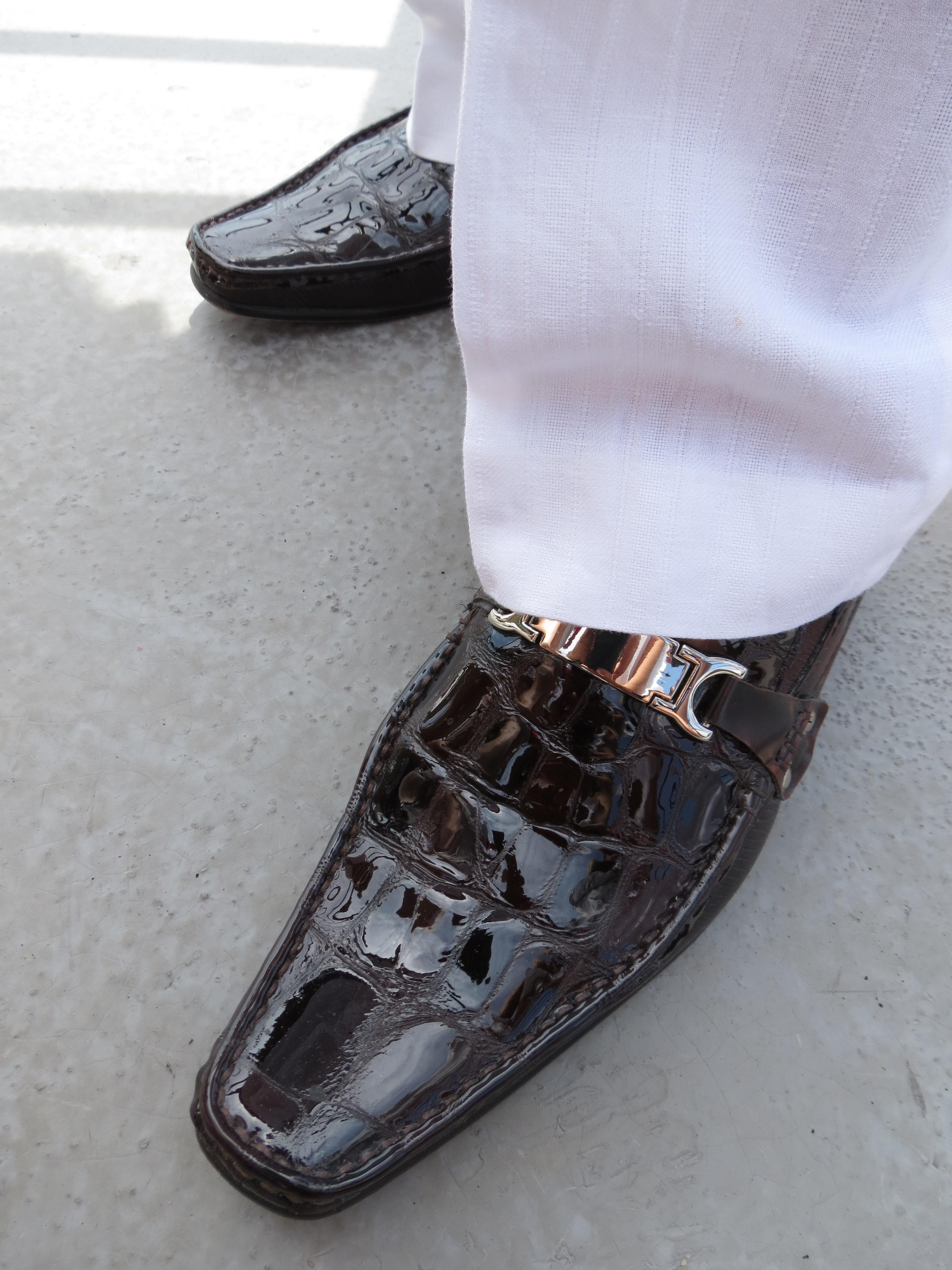 Suit Mario Caldi Pants Liz Clairborne Bracelet Cuff Links Scott Kay Hat Pamoa Shoes Dolce Gabbana
