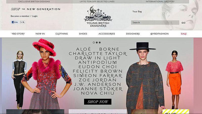 Young British Designers