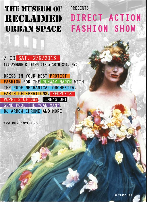 Sat MORUS Fashion Show