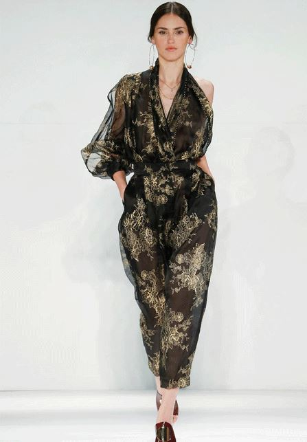 Zimmermann Feminine Dresses New York Fashion Week: Keeping It Bold And Feminine (NYFW
