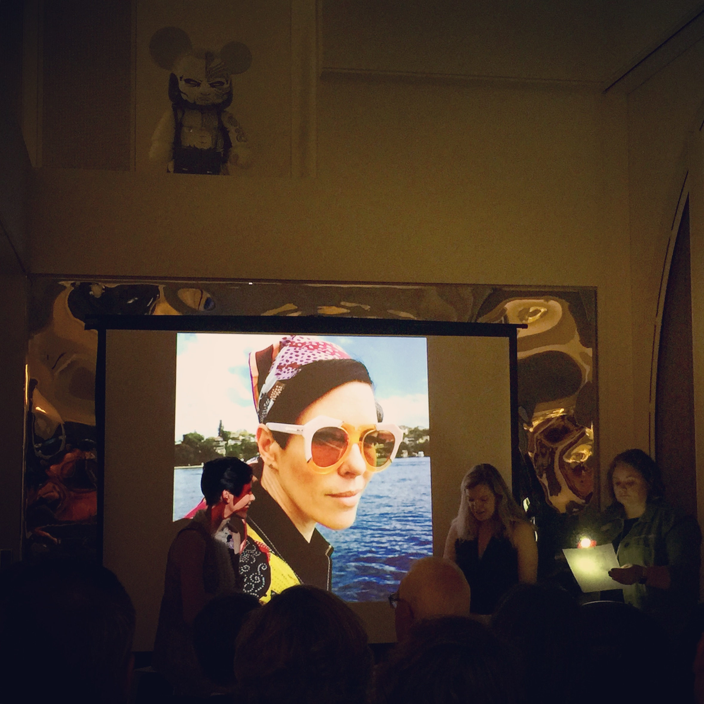 2f4f3685fdbc 701 New York Fashion Week – A night with Karen Walker